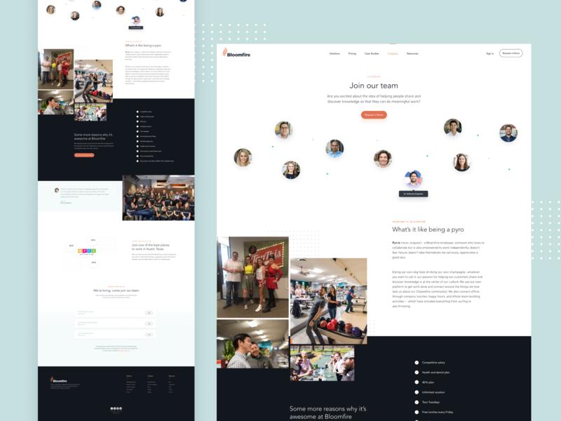 Knowledge Sharing Website