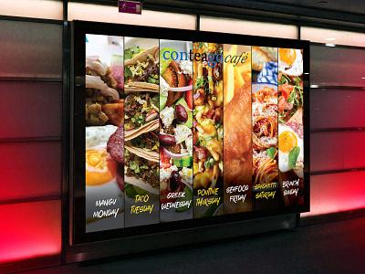 Digital Menu Board menu screen menu board menu design menu