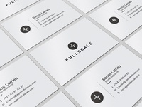 Business card Fullscale