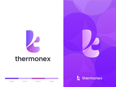 thermonex - logo design