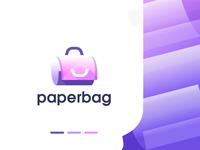paperbag - logo design