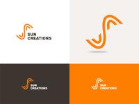 Sun Creations - Identity Design