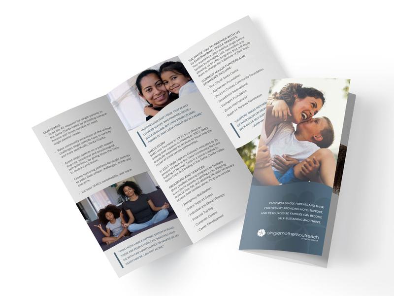SMO 2020 Brochure brochure social design print business cards marketing social media print collateral website branding