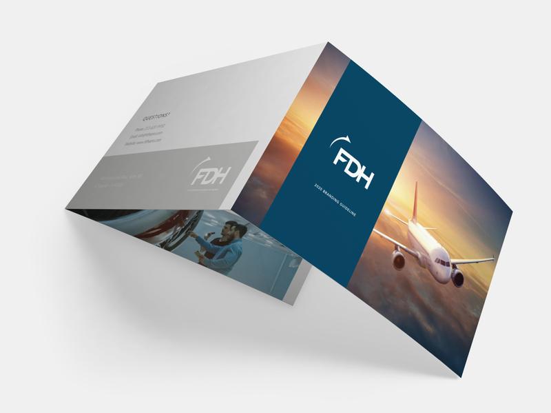Branding Guideline print marketing design business cards print collateral branding logo