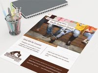 SRD Print Collateral