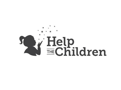 Help The Children design illustration mark branding logo