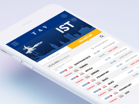 TAV Airport iOS App