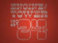 Hillandale Engine and Tower 24