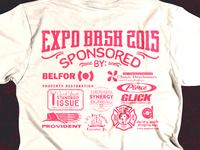 Expo Bash 2015 Shirts