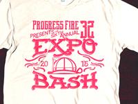 Expo Bash 2015 Shirts Front