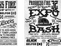 Progress Fire's Expo Bash 2015 Ad
