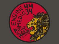 Philladelphia Fire Dept: E44 M34