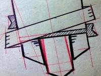 Randonneurs Concept Sketch