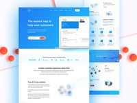 API-Landing Page