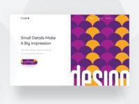Design Agency - Header