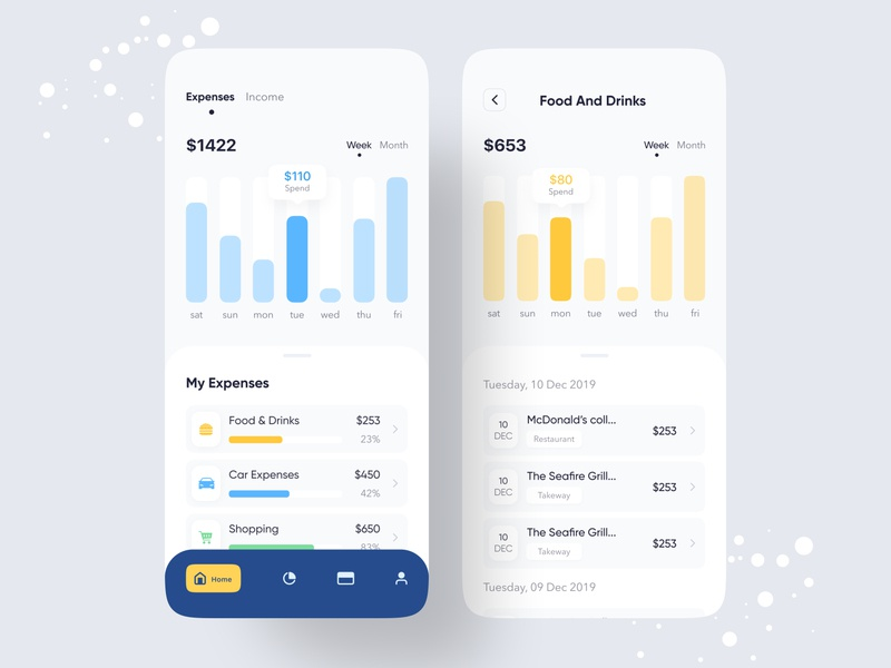 Budget Planner App component table form mufidul islam tapadar trend 2020 uiuxdesign productdesign mobile application budget planner typography minimal design inspiration colorful app app designer app design app concept analytic dashboard app design uxdesign uidesign