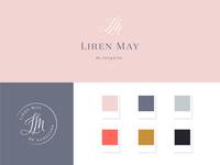 Liren May - Logos