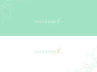 Ingeborg K Branding in collaboration with Function Creative Co.