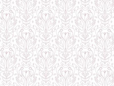 Pattern from illustration