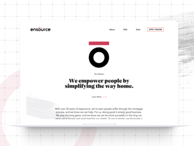 Ensource About Page