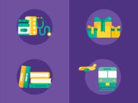 Zeta_HR_Dashboard Icon Design