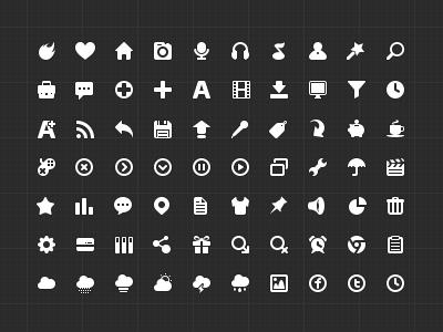 Icon ui icon icons ikons 16px