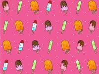 Popsicle Pattern!