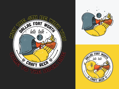 May the 4th be With You star wars day fantasy may the 4th be with you star wars icon branding flat logo vector graphic design illustration design