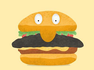 I love you, but you're all terrible. bob belcher bobs burgers digital art art illustrator graphic design illustration design