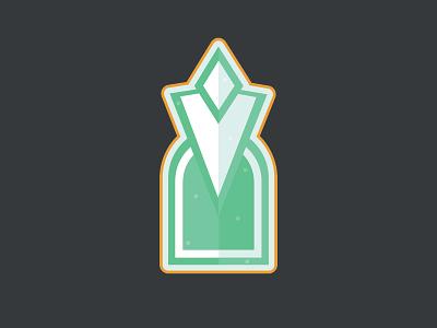 Quest icons flat fantasy vector illustration vector graphic design illustration design