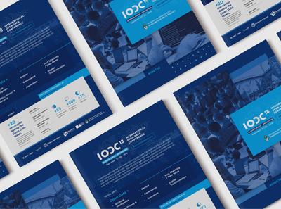 IODC 2018 - Flyer design