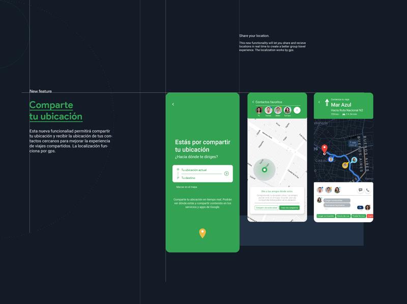 Google Maps - UX UI redesign uidesign ux uiux ui grid interface map google maps web mobile design mobile ui app design figma mobile app