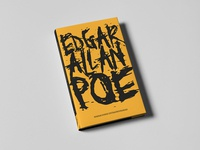 Book design - Edgar Allan Poe