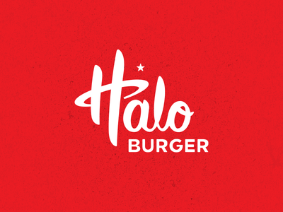 Halo Burger Rebrand