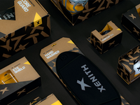 Xenith Brand & Packaging