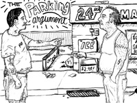The Parking Argument - Random Drawing