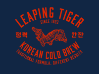 Leaping Tiger Korean Cold Brew