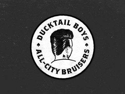 Ducktail Boys - ACB Rock 'N Roll Club