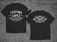 Teofimo Lopez Promo 2018 shirt