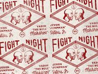 Fight Night at Vlad's Gym