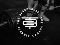 Logo for The Barbenders Club