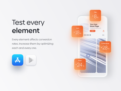 App store test app android iphone elements uidesign icon web ux ui