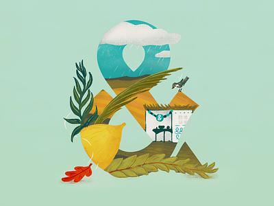 Happy Sukkot & More 💙 print happy holidays textures vector grid family friends green blue rain design sukkah diy autumn sukkot holiday logo illustration graphic design