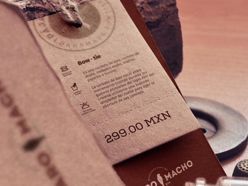 Pajaromacho label1