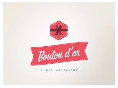 Bouton dor