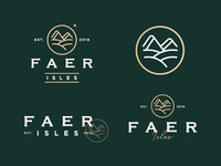 Logo proposal variations.
