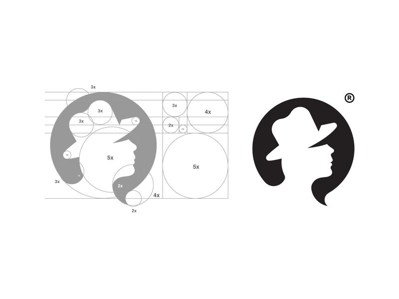 The Doe Proposal silhouette human thedoe anon symbol logo icon design