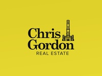Chris Gordon Logo