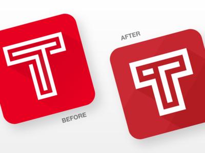 TrackTik Mark Evolution icon tracktik app logo