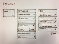 Edit Ad Group Keyword